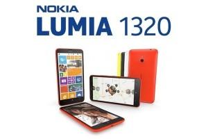 Aggiornamento Lumia 1320 a Windows Phone 8.1 Update 2
