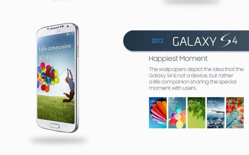 Samsung Galaxy S-4