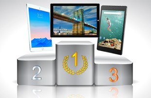 Surface 3 VS iPad Air 2 VS Nexus 9 VS Galaxy Tab S