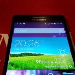 Video Recensione Samsung Galaxy A5 20150626_202636