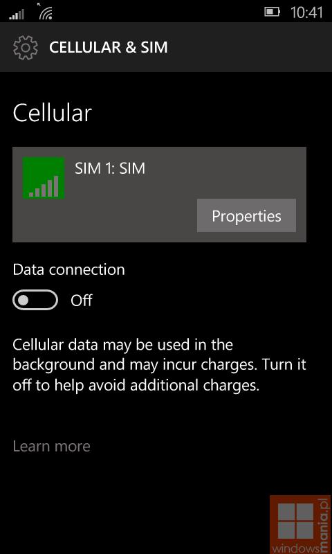 Windows 10 screenshots