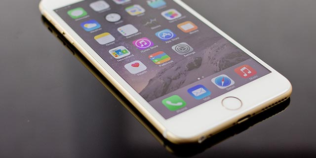 Display iPhone 6S