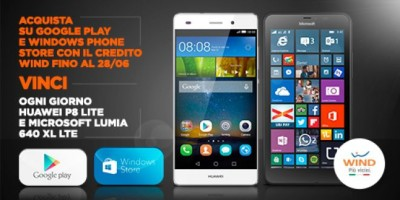 huawei p8 line e lumia 640xl