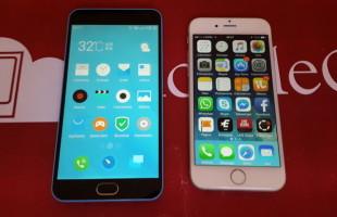 Meizu M2 Note VS iPhone 6 2015-07-27 08.57.42