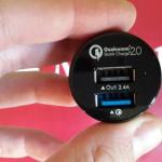 Recensione Tronsmart TS-CC2PC Caricatore Smartphone per Auto con Quick Charge by Qualcomm 2015-07-09 18.50.03