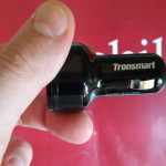 Recensione Tronsmart TS-CC2PC Caricatore Smartphone per Auto con Quick Charge by Qualcomm 2015-07-09 18.50.18