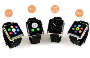 Smartwatch cinesi in offerta GV08S e Iradish Y6