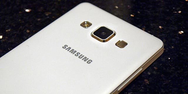 Fotocamera Samsung Galaxy A8
