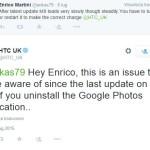 HTC UK Su Twitter