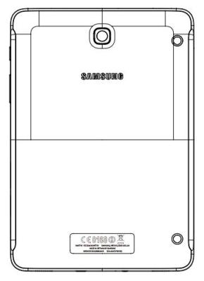 Samsung Galaxy Tab S2 design