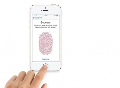 Migliorare precisione del Touch ID su iPhone 5s