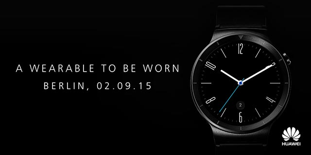 Debutto Huawei Watch