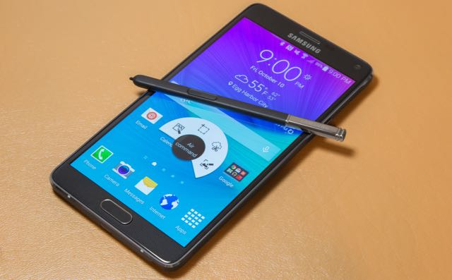 Aggiornamento Samsung Galaxy Note 4: arriva Android Lollipop 5.1.1