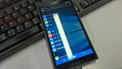 Specifiche tecniche Lumia 950 XL