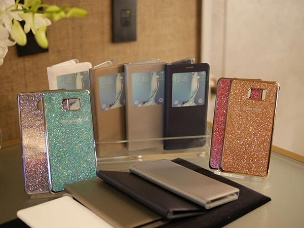 Accessori Samsung Galaxy S6 EDGE Plus e Note 5
