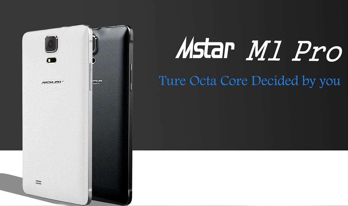 QUI l'Mstar M1 Pro a soli 124