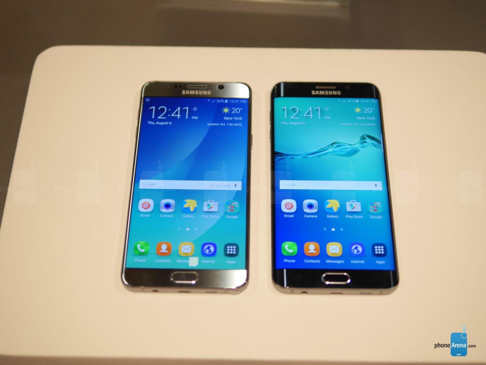 Samsung-Galaxy-S6-edge-vs-Galaxy-Note5