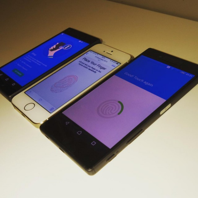 Sony Xperia Z5 e Sony Xperia Z5 Compact.