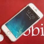 Video Prova Custodia FlexiShield per iPhone 6 - Bianco Trasparente 2015-08-11 14.08.12