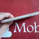 Video Prova Custodia FlexiShield per iPhone 6 - Bianco Trasparente 2015-08-11 14.08.30