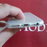 Video Prova Custodia FlexiShield per iPhone 6 - Bianco Trasparente 2015-08-11 14.08.33