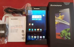 Video Unboxing Lenovo Tab 2 A7-30
