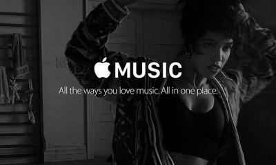 apple music festeggia