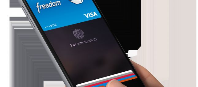 Uscita Apple Pay