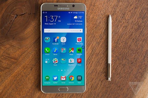 Uscita Samsung Galaxy Note 5