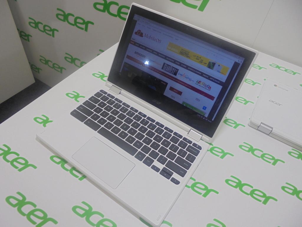 Acer Chromebook R11 IFA 2015 DSC00046