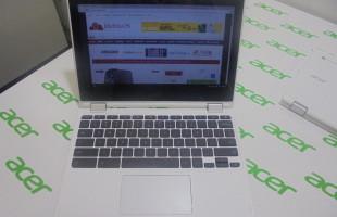 Acer Chromebook R11 IFA 2015 DSC00047