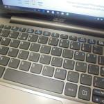 Acer Chromebook R11 IFA 2015 DSC00055