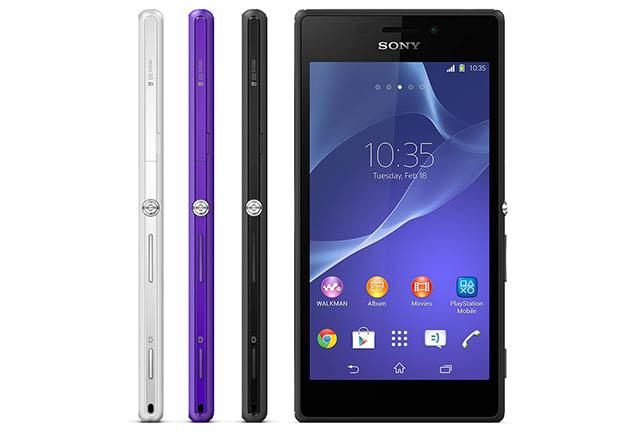 Aggiornamento Android 5.1.1 per Sony Xperia M2 e M2 Aqua