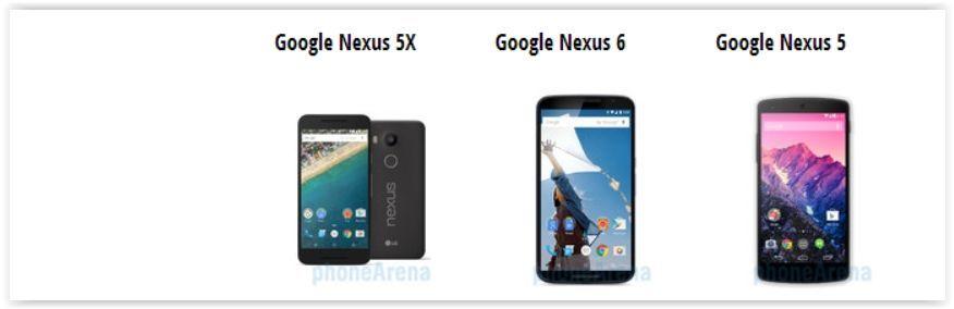 Google Nexus 5X vs Samsung Galaxy S6 vs Sony Xperia Z5 Screen Shot 09-30-15 at 11.38 AM