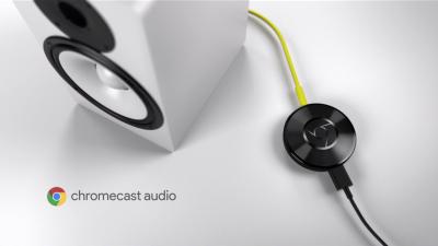 Google chromecast-audio