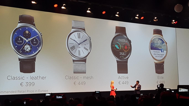 Huawei Watch IFA 2015 2015-09-02 15.54.49