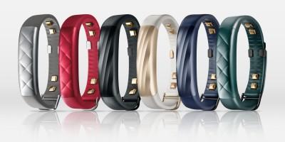 Jawbone e i suoi nuovi fitness trackers