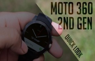 Motorola Moto 360 2 in pre-order su Amazon