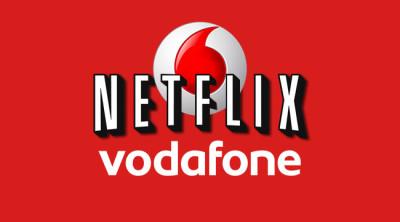 Netflix-vodafone