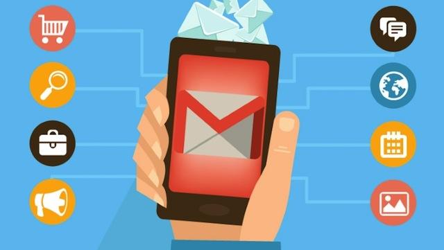 Opzione Gmail