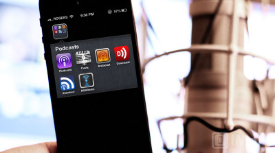 Rimuovere Podcast dalla homepage dell'iPhone