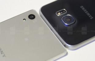 Sony Xperia Z5 vs Samsung Galaxy S6