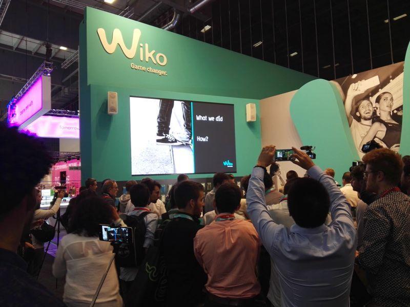 Wiko IFA 2015 IMG_20150904_184404