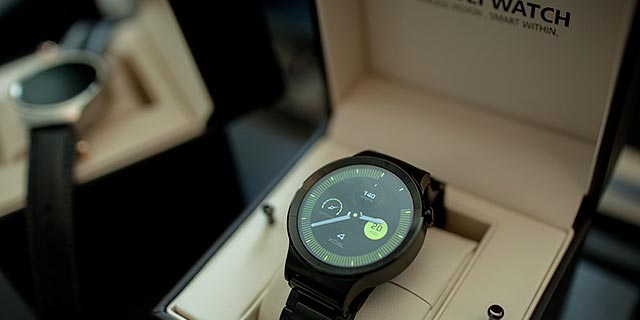 Aggiornamento Huawei Watch