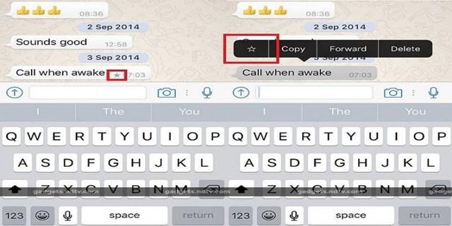 Aggiornamento Whatsapp iOS