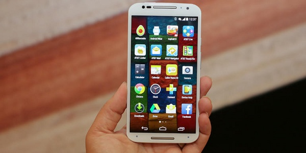 Android 6 Moto X 2014