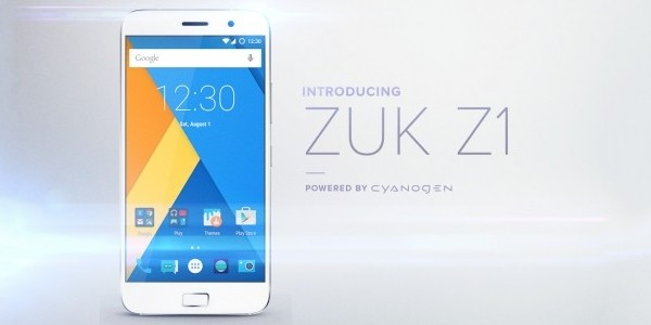 Android 6 Zuk Z1