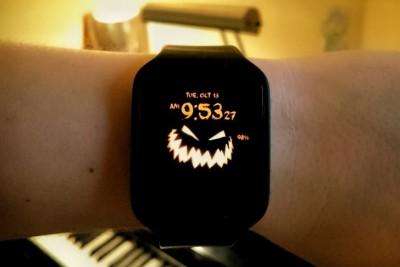 Android Wear festeggia Halloween