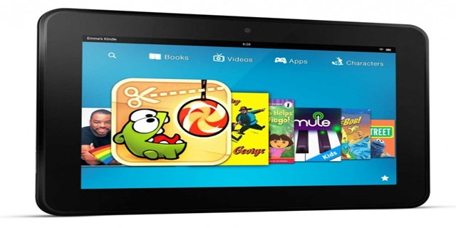 Play Store su Amazon Kindle Fire
