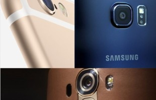 Galaxy S6 VS iPhone 6s VS LG G4 VS iPhone 6 Fotocamere a Confronto prova